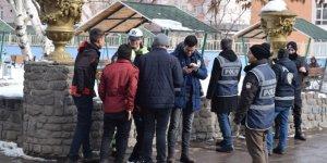 Kars'ta  Asayiş Uygulaması Yapıldı
