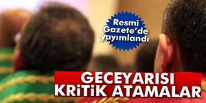 HSYK, 3 bin 940 hakim ve savcının atamasını gerçekleştirdi