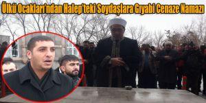 Ülkü Ocakları'ndan Türkmen Soydaşlara Yardım Kampanyası
