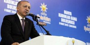 Cumhurbaşkanı Erdoğan: 'Böyle bir felakete asla izin vermeyeceğiz'