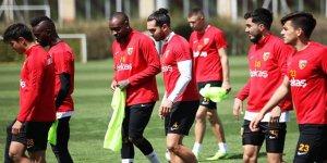 Kayserispor'da 9 ülkeden futbolcu oynadı