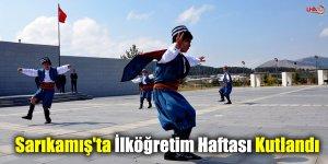 Sarıkamış'ta İlköğretim Haftası Kutlandı
