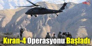 Kars-Ağrı-Iğdır İlleri Kırsalında Kıran-4 Operasyonu Başladı