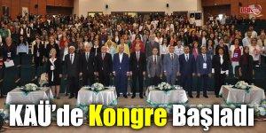 KAÜ'de Kongre Başladı