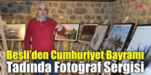 Beşli'den Cumhuriyet Bayramı Tadında Fotoğraf Sergisi