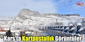 Kars'ta Kartpostallık Görüntüler
