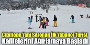 Cıbıltepe Yeni Sezonun İlk Yabancı Turist Kafilelerini Ağırlamaya Başladı