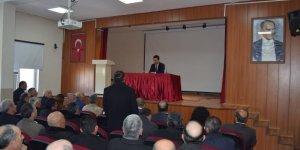 Susuz'da muhtarlar ve halk günü toplantıları devam ediyor