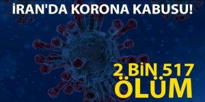 İran'da korona virüs bilançosu: 2 bin 517 ölü, 35 bin 408 vaka