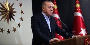 Erdoğan: 'Projeyi dinamitlemeye çalışmak gafletten öte bir davranış'