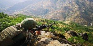 10 PKK/YPG'li terörist etkisiz hale getirildi'