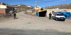 Ardahan'da bir mahalle karantinaya alındı