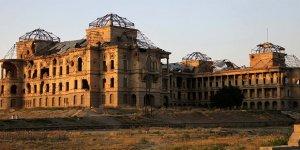Afganistan'daki Darul Aman Sarayı, Covid-19 nedeniyle hastaneye dönüştürüldü
