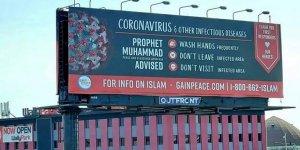 ABD'de koronaya karşı Hazret-i Muhammed aleyhisselâm'ın hadisleri yayınlandı