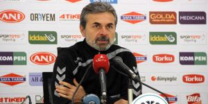 Aykut Kocaman: Öz güven kaybımız maça damga vurdu