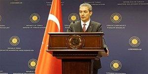 Dışişleri: 'Irak'ta istikrarlı bir hükümetin kurulmasını destekliyoruz'