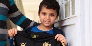 Yeni Malatyaspor'dan çocuklara 23 Nisan sürprizi