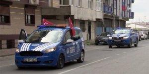 Sultangazi Belediyesi, 23 Nisan coşkusunu sokaklara taşıdı