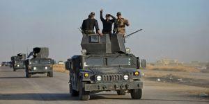 Irak güçleri, Musul'da şehrin diğer yarısını ele geçirmek için hazırlıklarını tamamladı