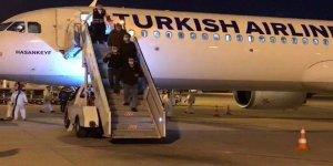 Rusya ve Almanya'dan getirilen 527 kişi Adana ve Mersin'de karantinaya alındı