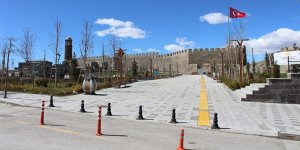 Erzurum'da sokağa çıkma kısıtlamasının son günü sessizlik hakim