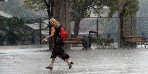 Doğu Anadolu yer yer sağanak yağmurlu geçecek