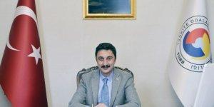 Başkan Alibeyoğlu, Kars-Horasan karayolu açıklaması