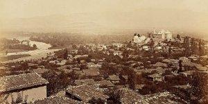 II. Abdülhamid'in arşivinden tarihi 'Bursa' fotoğrafları