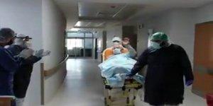 Sivas'ta koronayı yenen 111. hasta da taburcu oldu