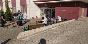 Suudi Arabistan'dan getirilen 168 kişi Denizli'de karantinaya alındı