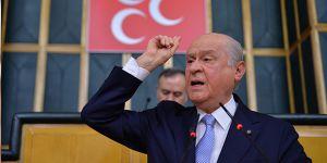 Son dakika! Devlet Bahçeli'den Barzani açıklaması