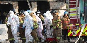 Güney Kore'de inşaat alanında yangın: 25 işçi öldü