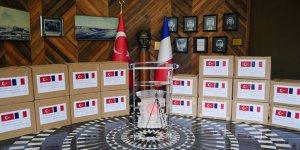 Türkiye, Fransız senatörün Covid-19 yardım talebini geri çevirmedi