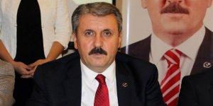 BBP Genel Başkanı Destici: 'Artık bu ülkede darbelere geçit yok'