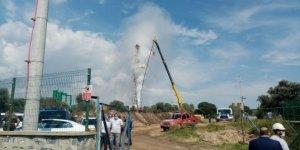 Aydın'da jeotermal kuyusunda patlama