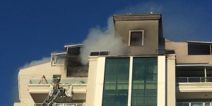 İzmir'de hareketli dakikalar: 10 katlı bina boşaltıldı
