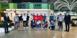 Nisan ayında Irak'ta bulunan 2 bin 750 Türk işçi Türkiye'ye getirildi