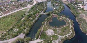 Kızılırmak üzerine kurulacak Millet Bahçesi gün sayıyor