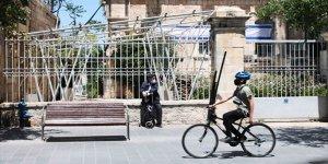 İsrail'de insanlar sokaklara akın etti