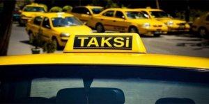 Taksilerdeki çek ve çift rakam kısıtlaması kaldırıldı