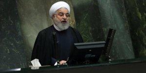 İran Cumhurbaşkanı Hasan Ruhani: 'ABD bölgede gerginliğe neden oluyor'
