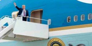 Trump, Covid-19 nedeniyle ara verdiği seyahatlerine yeniden başladı