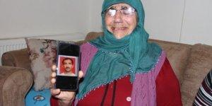 Bir annenin feryadı: 'Ölmeden oğlumu görmek istiyorum'