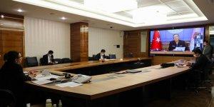 Ticaret Bakanı Pekcan, Asya Pasifik İş Konseyleri başkanları ile görüştü