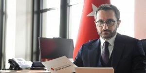"""İletişim Başkanı Altun'dan """"Milli Teknoloji Hamlesi"""" projesine destek"""