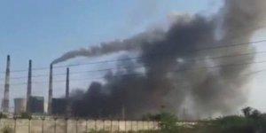 Hindistan'da enerji santralinde patlama: 8 yaralı