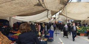 İstanbul'da geçici olarak durdurulan pazar faaliyetleri başlıyor
