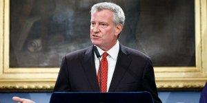 New York Belediye Başkanı Blasio: 'Parklarda kapasite sınırlı olacak'