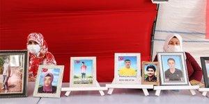 HDP önündeki ailelerin evlat nöbeti 252. gününde