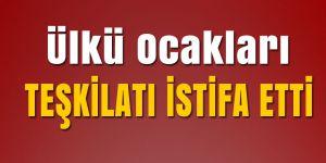 Ülkü Ocakları Selim İlçe Teşkilatı İstifa Etti